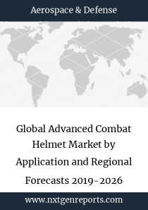 Global Advanced Combat Helmet Market by Application and Regional Forecasts 2019-2026