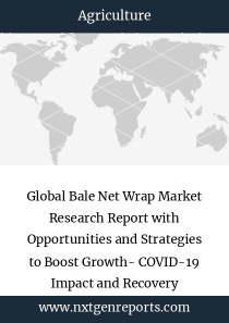 Global Bale Net Wrap Market Research Report with Opportunities and Strategies to Boost Growth- COVID-19 Impact and Recovery