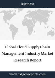 Global Cloud Supply Chain Management Industry Market Research Report