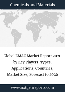 Global EMAC Market Report 2020 by Key Players, Types, Applications, Countries, Market Size, Forecast to 2026