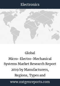 Global Micro-Electro-Mechanical Systems Market Research Report 2019 by Manufacturers, Regions, Types and Applications