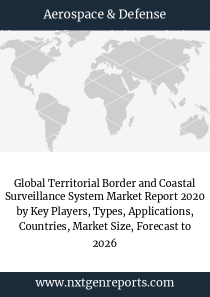 Global Territorial Border and Coastal Surveillance System Market Report 2020 by Key Players, Types, Applications, Countries, Market Size, Forecast to 2026
