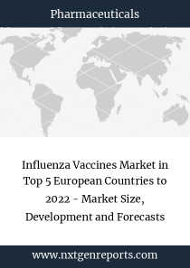 Influenza Vaccines Market in Top 5 European Countries to 2022 - Market Size, Development and Forecasts
