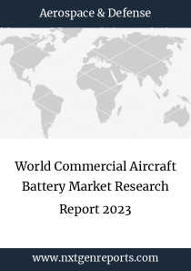 World Commercial Aircraft Battery Market Research Report 2023