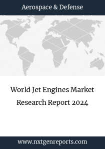 World Jet Engines Market Research Report 2024