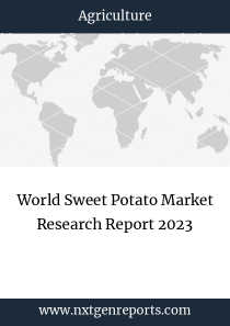 World Sweet Potato Market Research Report 2023
