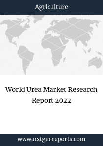 World Urea Market Research Report 2022